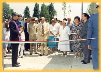 Inaugurazione La Carioncella
