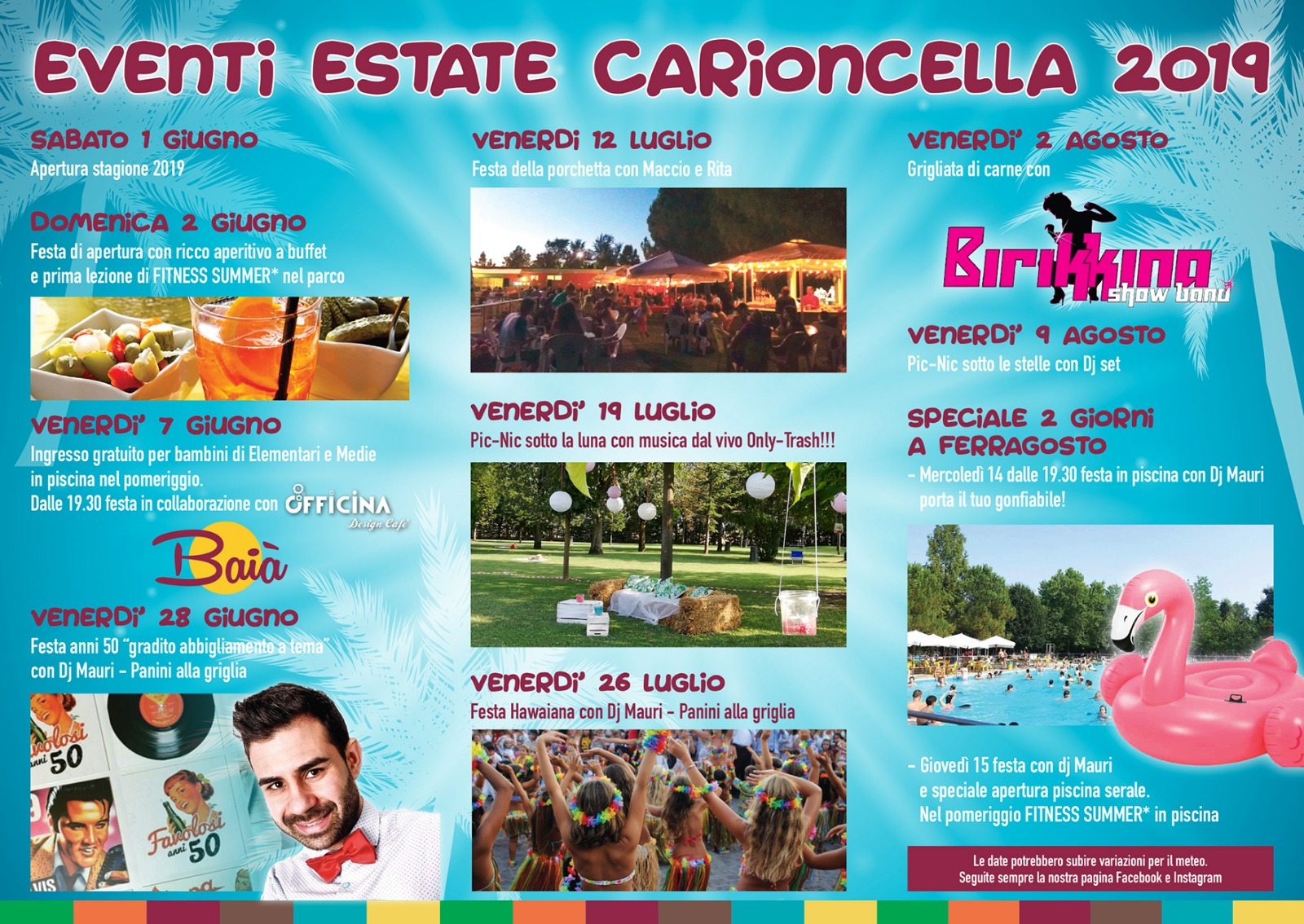 Cario Summer 2019